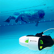 Diving training and dive site detection