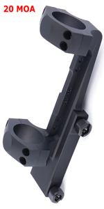 offset scope mount