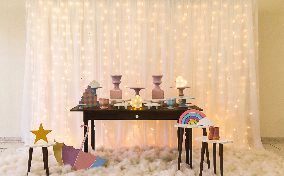 Curtain Lights for Backdrops