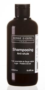 Shampoo fortificante anti-caduta, 250 ml, Serge d'Estel Paris