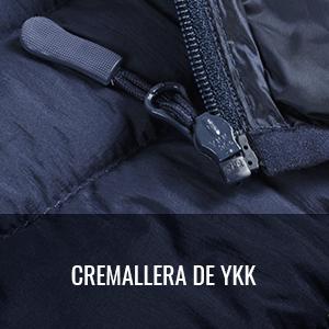 cremallera de YKK