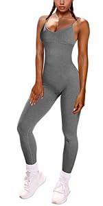 seamless jumpsuits
