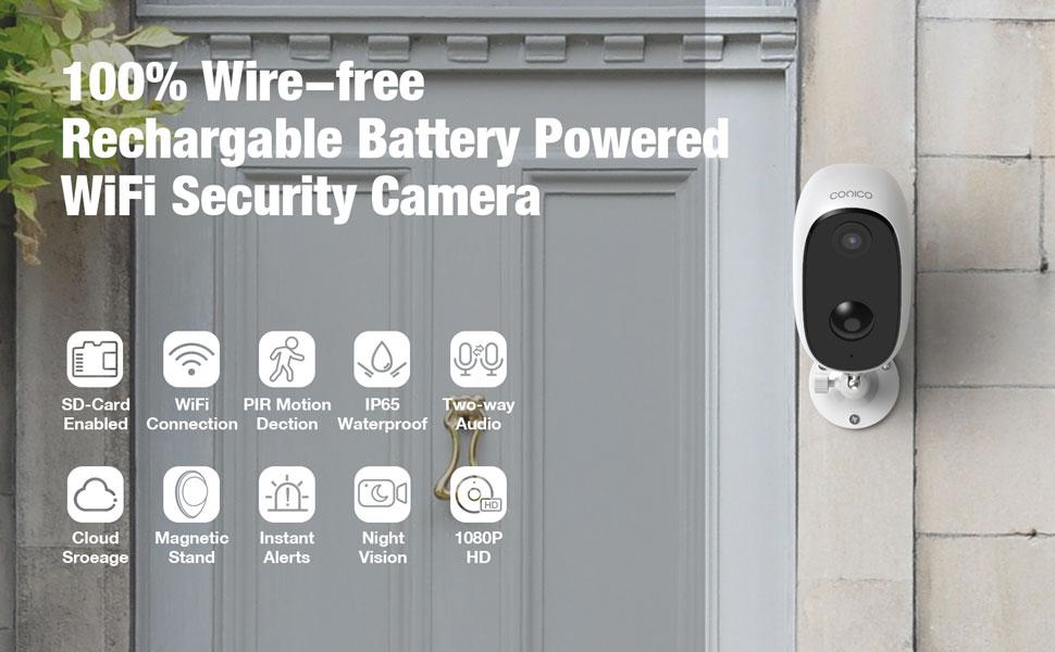 conico wireless camera