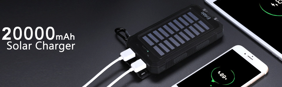 solar charger for cell phone