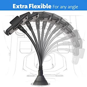 cup holder car flexible extra rotation