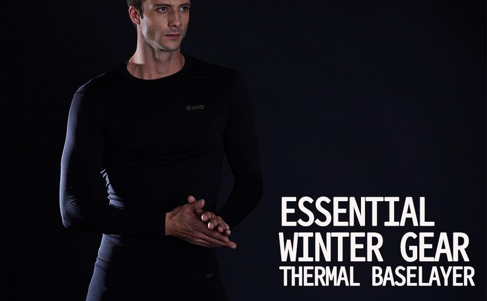 thermal baselayer