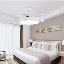 ventilateur plafond avec lumiere et telecommande
