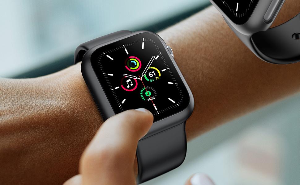 cas de smartwatch