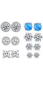 stud earrings,earrings for women,earrings for men,men earrings,cubic zirconia earrings,opal earrings