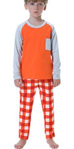 pijama niño algodon