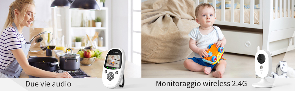 baby monitor video