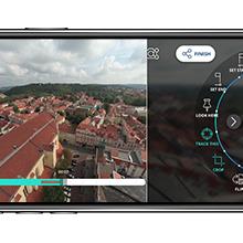 Vuze XR Mobile app