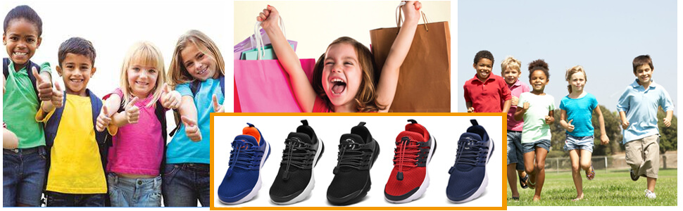boys girls sneakers shoes