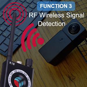 RF Wireless Signal Detect