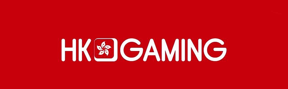 HK Gaming Chalk PBT KEycaps