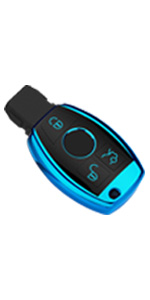 Benz car key chain