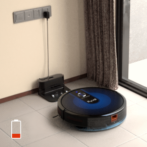 robot vacuum and mop Vacuuming & Mopping Robot Vacuum Cleaner