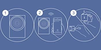 Aqara Door and Window Sensor plus Motion Sensor, REQUIRES AQARA HUB, Zigbee Connection