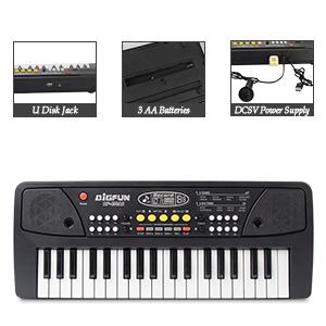 Keyboard Piano for Kids