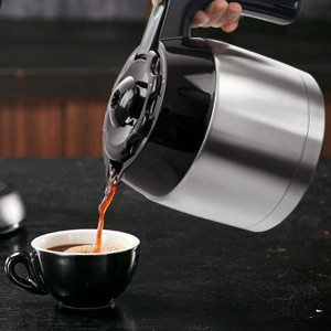 Double-Wall Insulated Vacuum Thermal carafe