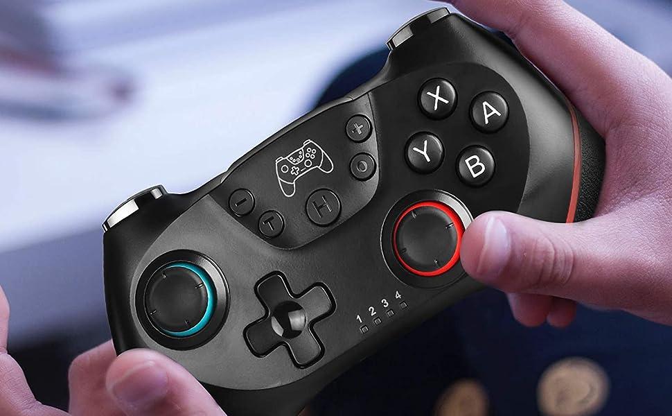1 * zexrow wireless  controller   1 * Cavo di ricarica di tipo C  1 * manuale utente