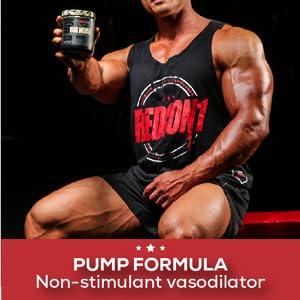 Pump formula