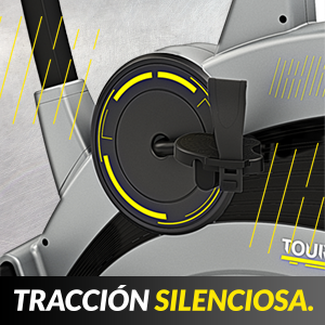 Bicicleta Estática TOUR 5.0 Bluefin Fitness / Equipo de Gimnasio ...