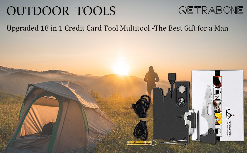 Credit Card Tool Multitool