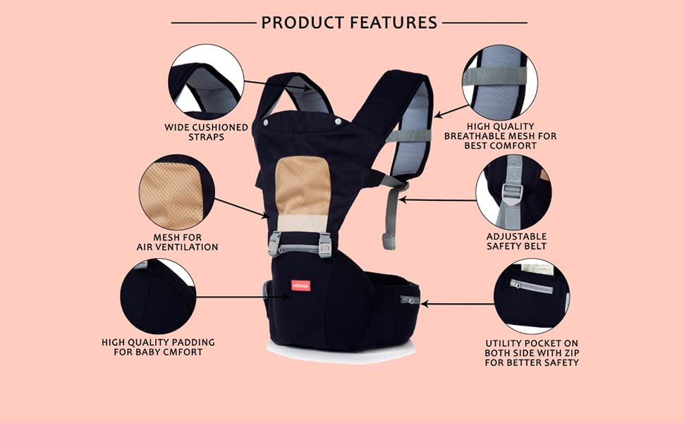 Infantso Hip seat