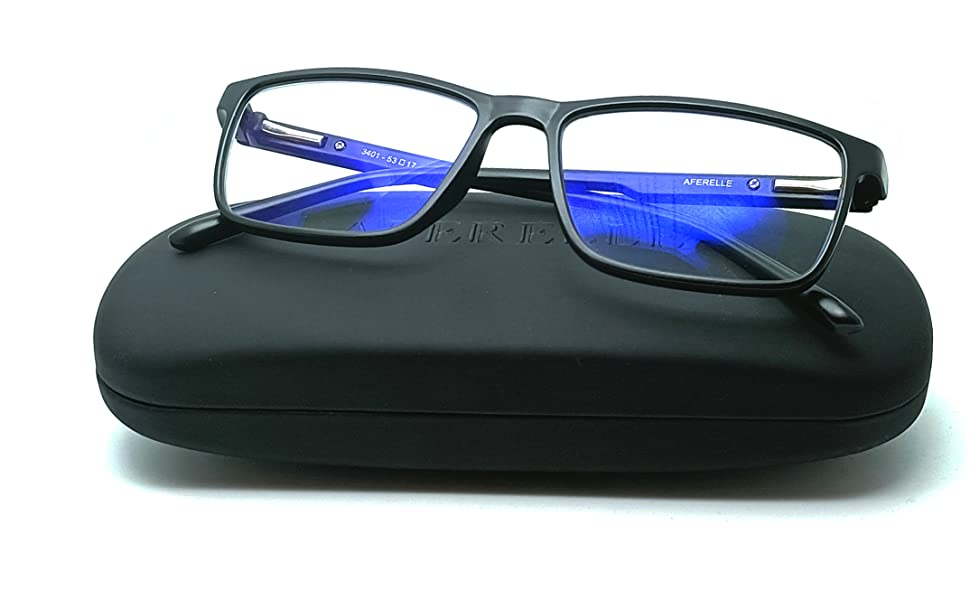 Antiglare glasses