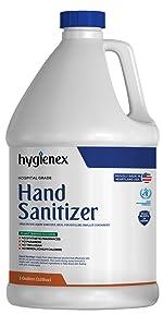 Hygienex Hand Sanitizer unscented