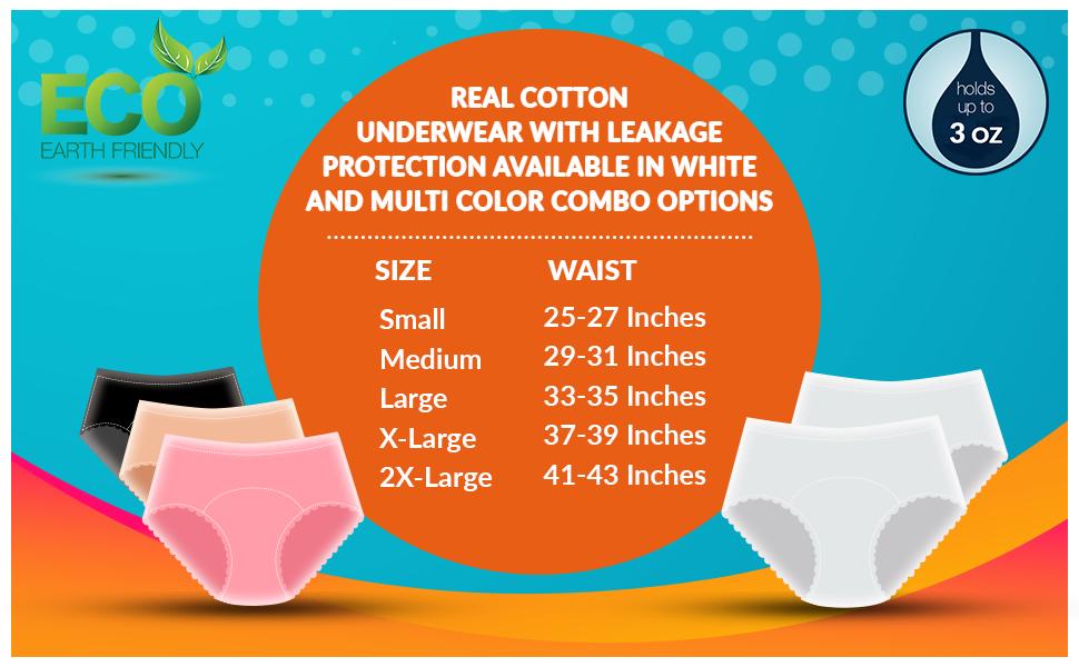 womens incontinence underwear