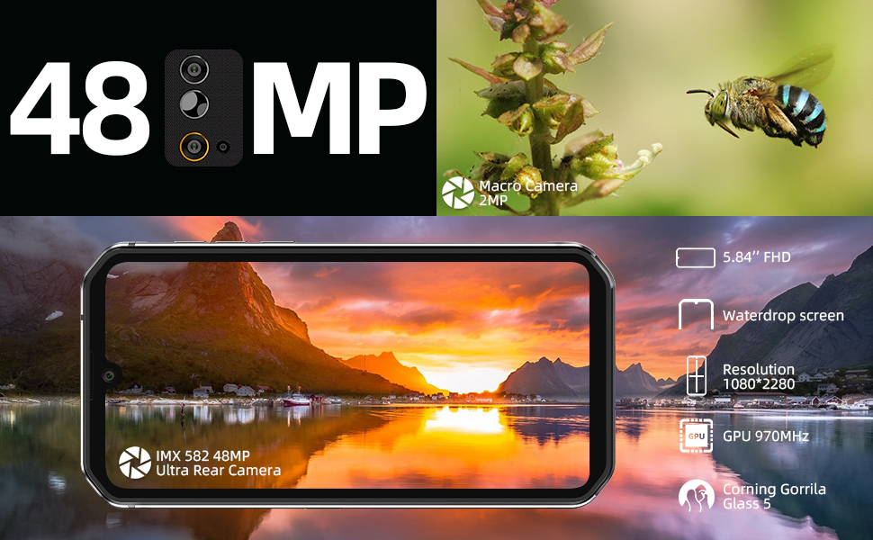 blackview unlocked smartphones