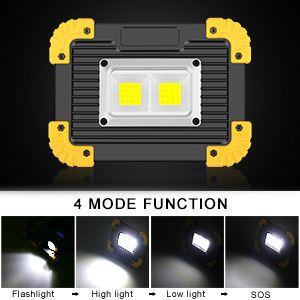 Portable LED Flood Lights