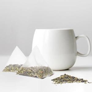 Paromi Tea Large Pyramid Tea Bags