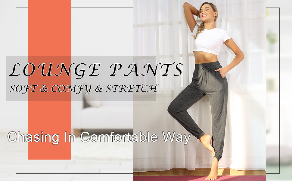 Jogger Pants women