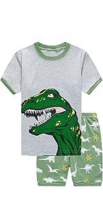 dinosaur pajamas