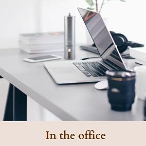Njut av på kontoret