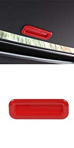 Sunroof Dormer Handle Trim Cover for Dodge Challenger Charger RAM