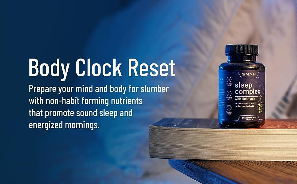 Body Clock Reset