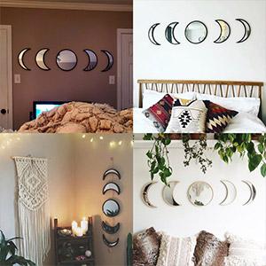 bohemian decor mirror for wall