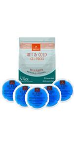 round ice packs