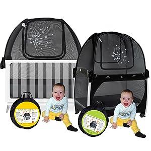 Pack n Play Travel Crib Tent portable