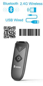 mini bluetooth barcode scanner