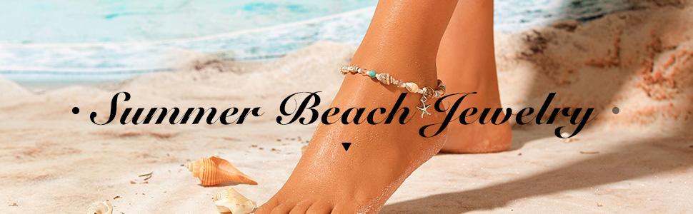 summer beach jewelry