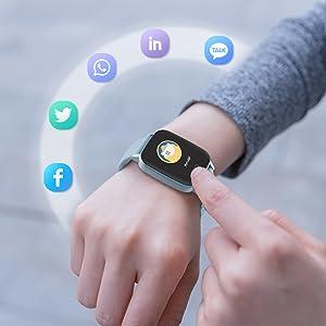 message watch