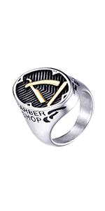 Ring Stripe Shaver