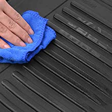range rover all weather mats