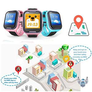4G Gps Watch