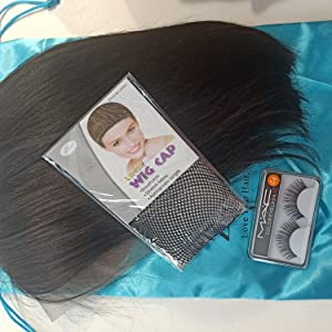free gift for human hair wigs